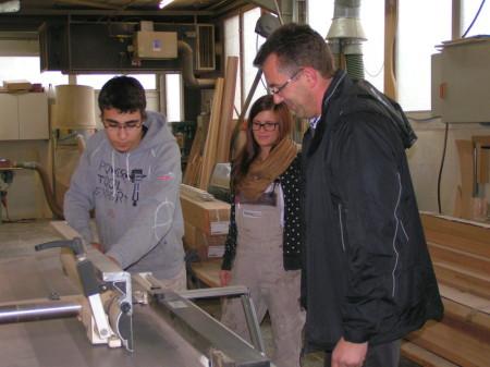 Tischlermeister Ossenkopp,Tischlerei,Bau- und Möbeltischlerei,Ausbildung zum Tischler,Tischlerin